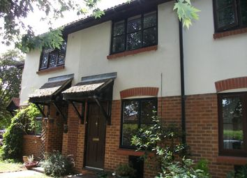 Thumbnail 1 bed terraced house to rent in Friars Way, Chertsey
