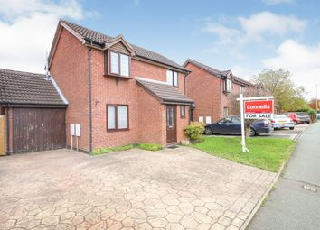 4 bed detached house for sale in Long Knowle Lane, Wednesfield, Wolverhampton WV11