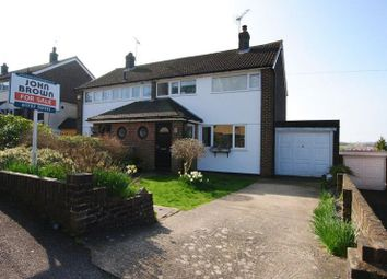 Thumbnail 3 bed semi-detached house for sale in Coulsdon Rise, Coulsdon
