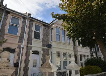 Thumbnail 3 bed terraced house for sale in Parkhurst Road, Weston-Super-Mare