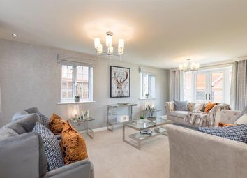 Thumbnail 4 bed detached house for sale in Greenhill Gardens, Haywards Heath, West Sussex