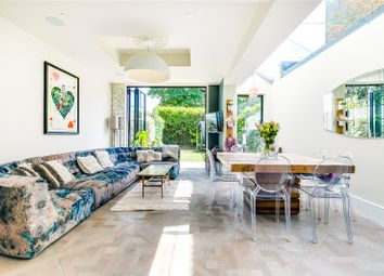 Thumbnail 6 bed terraced house for sale in Rowfant Road, London