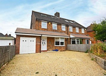 Thumbnail 4 bed semi-detached house for sale in Armscroft Crescent, Longlevens, Gloucester