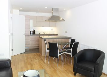 Thumbnail 1 bed flat to rent in Atrium Heights, Little Thames Walk, Deptford
