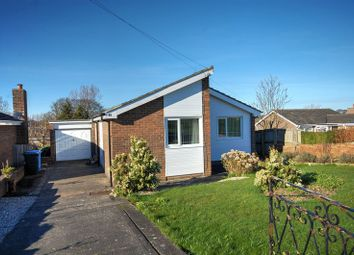 Thumbnail 3 bed detached bungalow for sale in The Pastures, Morpeth