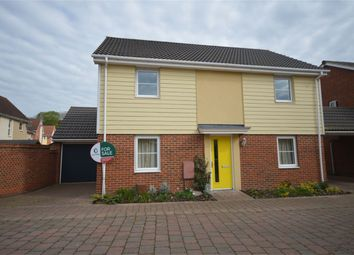 Thumbnail 4 bed link-detached house for sale in Stockwell Road, Queens Hills, Costessey, Norwich
