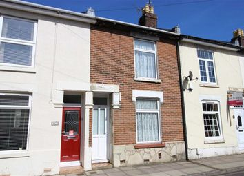 Thumbnail 2 bedroom terraced house for sale in Penhale Road, Fratton, Portsmouth