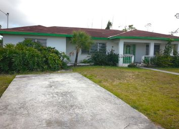Thumbnail 4 bed property for sale in Tropical Gardens, Nassau/New Providence, The Bahamas