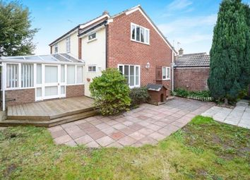 Thumbnail 4 bed detached house for sale in Swynford Close, Laughterton, Lincoln, Lincolnshire