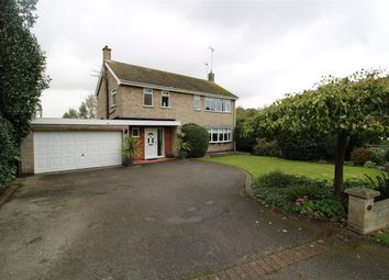Thumbnail 4 bed detached house for sale in Gainsborough Road, Winthorpe, Newark
