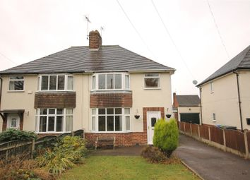 Thumbnail 3 bed semi-detached house for sale in Whitecotes Lane, Walton, Chesterfield