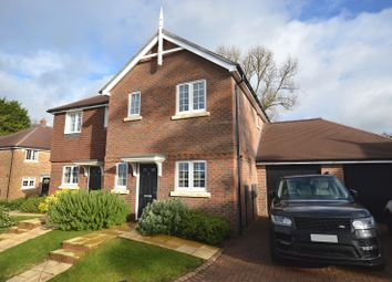 Thumbnail 3 bed semi-detached house for sale in Azor Close, Epsom, Surrey.