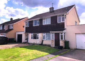 Thumbnail 3 bed semi-detached house to rent in Wilton Drive, Trowbridge