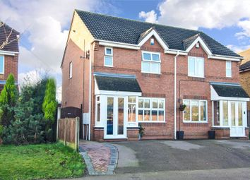 Thumbnail 2 bed semi-detached house for sale in Clayhanger Lane, Clayhanger, Walsall