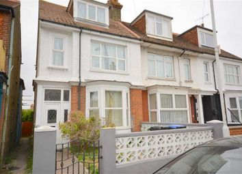 Thumbnail End terrace house for sale in Approach Road, Margate, Kent