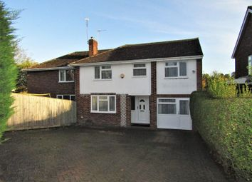 Thumbnail 4 bed semi-detached house for sale in Fairford Road, Tilehurst, Reading