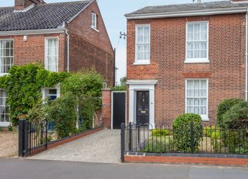 Thumbnail 3 bed semi-detached house for sale in Victoria Street, Norwich