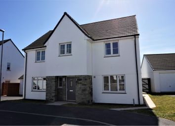 Thumbnail 5 bed detached house for sale in Figgy Road, Quintrell Downs Newquay