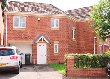 Thumbnail 4 bedroom end terrace house to rent in Cobb Close, Coventry
