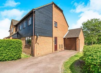 Thumbnail 2 bedroom end terrace house for sale in Iris Close, Chatham, Kent, .