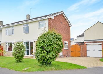 Thumbnail 3 bed semi-detached house for sale in Howard Cornish Road, Marcham, Abingdon