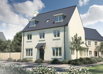 "Thumbnail 4 bedroom detached house for sale in ""The Landguard"" at Barracks Road, Modbury, Ivybridge"