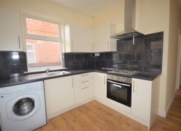 Thumbnail 2 bed flat to rent in Blaby Road, Wigston, Leicester