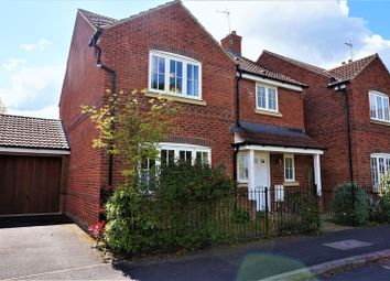 Thumbnail 4 bed detached house for sale in Newtons, Aldbourne Road, Baydon, Marlborough