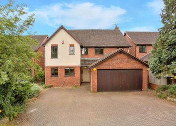 Thumbnail 5 bed property to rent in Heydons Close, St.Albans