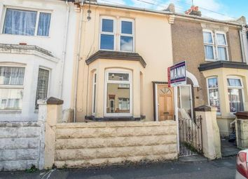 Thumbnail 3 bedroom terraced house for sale in Livingstone Road, Gillingham, Kent, .