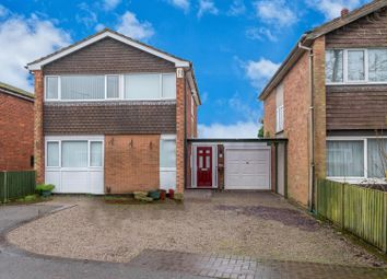 Thumbnail 3 bed detached house for sale in Rufford Close, Burbage, Hinckley