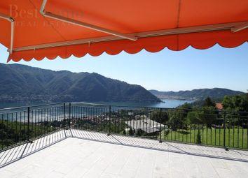 Thumbnail 4 bed villa for sale in Lake Como, Cernobbio, Como, Lombardy, Italy