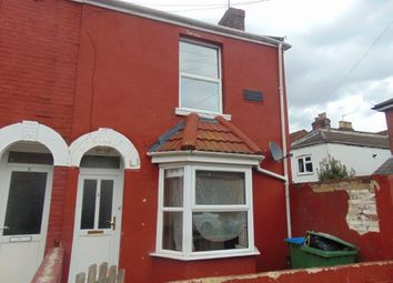 Thumbnail 3 bedroom terraced house to rent in Bullar Street, Southampton