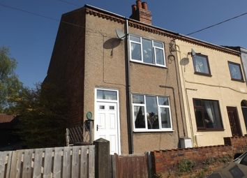 Thumbnail 2 bed terraced house to rent in George Street, North Wingfield, Chesterfield
