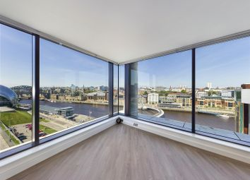 Thumbnail 3 bed flat for sale in Penthouse- Baltic Quay, Mill Road, Gateshead
