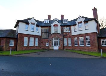Thumbnail 2 bed flat for sale in Rhosnesni Lane, Wrexham