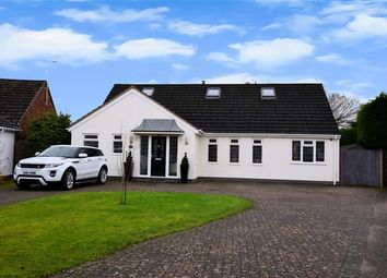 Thumbnail 4 bed bungalow for sale in Rosehall Close, Solihull