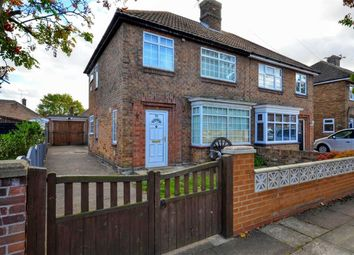 Thumbnail 3 bed property for sale in Warwick Avenue, Grimsby