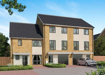 Thumbnail 3 bed end terrace house for sale in Thorpe Road, Longthorpe, Peterborough