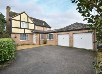 Thumbnail 5 bed detached house for sale in Morwent Close, Abbeymead, Gloucester