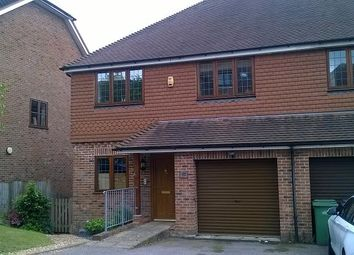 Thumbnail 5 bed semi-detached house to rent in Beachy Head View, St Leonards-On-Sea