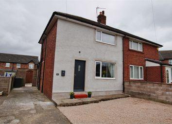 Thumbnail 2 bed semi-detached house for sale in Moor Park Avenue, Belle Vue, Carlisle, Cumbria