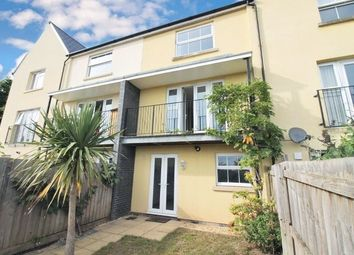 Thumbnail 4 bed terraced house to rent in Howarth Close, Sidmouth
