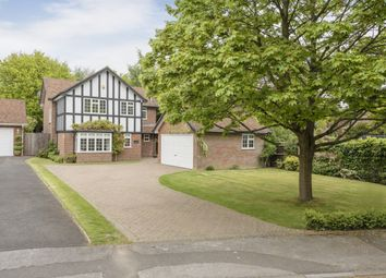 Thumbnail 4 bed detached house to rent in Tudor Park, Amersham