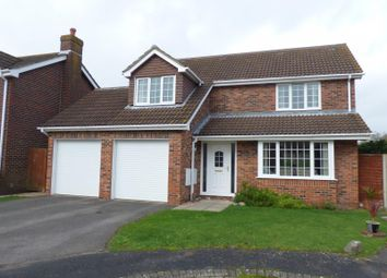 Thumbnail 4 bed detached house for sale in Gilbert Mead, Hayling Island