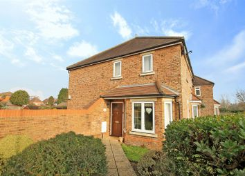 Thumbnail 2 bed terraced house for sale in Send Marsh Road, Send, Woking