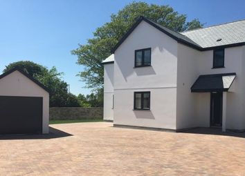 Thumbnail 4 bed detached house for sale in Park Drive, Bodmin, Cornwall