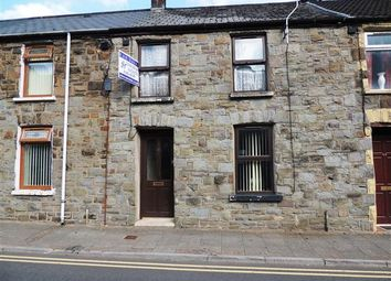 Thumbnail 2 bedroom terraced house for sale in Brook Street, Blaenrhondda, Treorchy