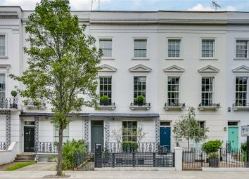 Thumbnail 4 bed terraced house for sale in Chepstow Road, London