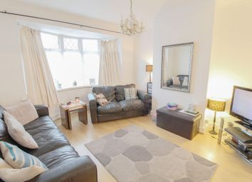 Thumbnail 4 bed semi-detached house to rent in Kingston Avenue, Sutton, Surrey